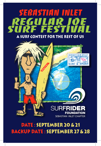 Sebastian Inlet Chapter: Regular Joe Surf Contest!