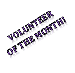 August Volunteer of the Month: Helen Cross